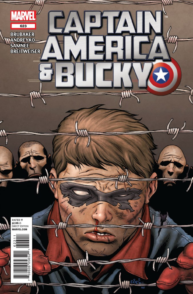 Marc Andreyko Captain America and Bucky
