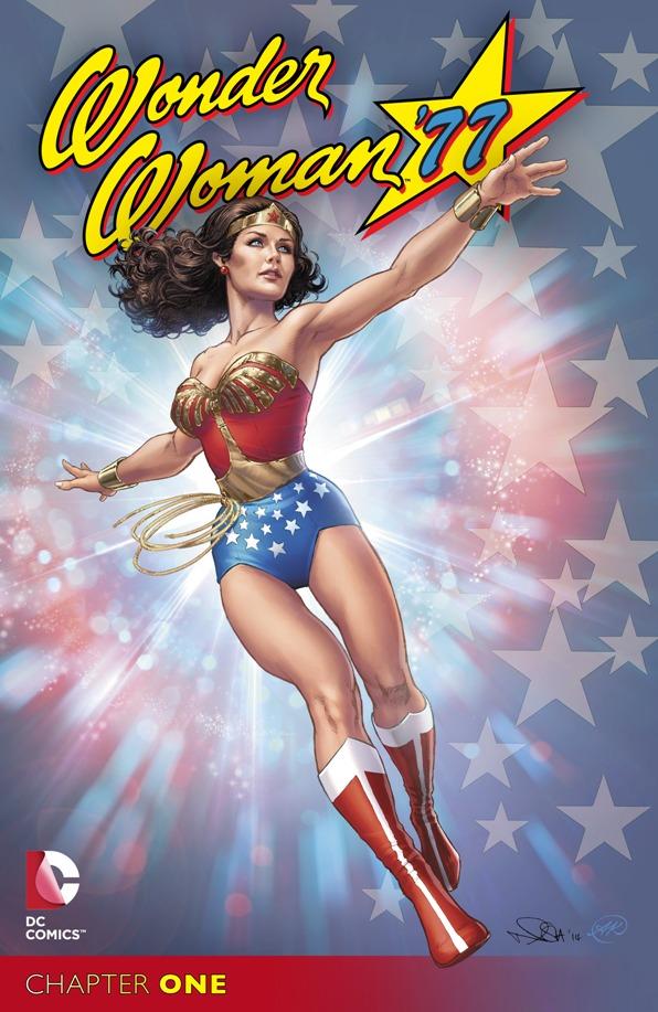 Marc Andreyko Wonder Woman 77