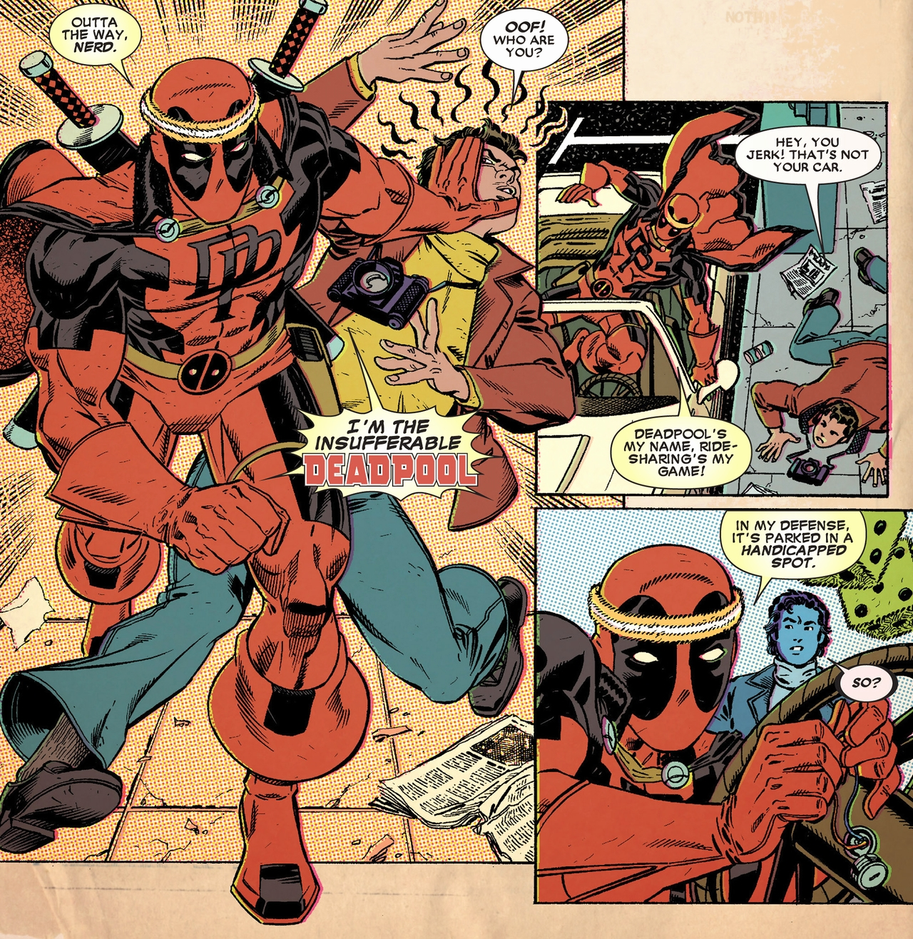 Deadpool Scott Koblish