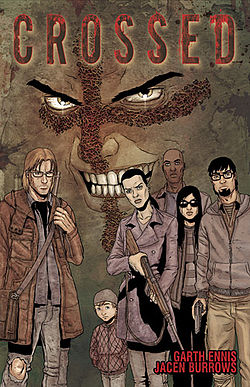Jacen Burrows Crossed Avatar Press Garth Ennis