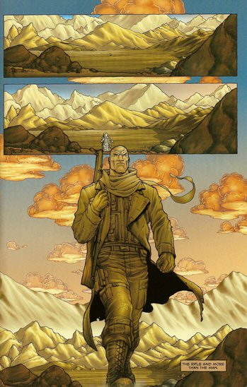 Jacen Burrows 303 Avatar Press Garth Ennis