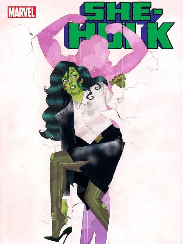 Charles Soule She-Hulk