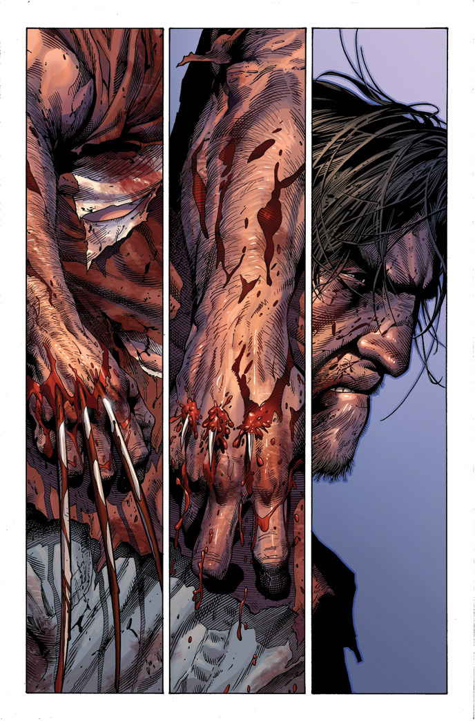 Charles Soule Death of Wolverine