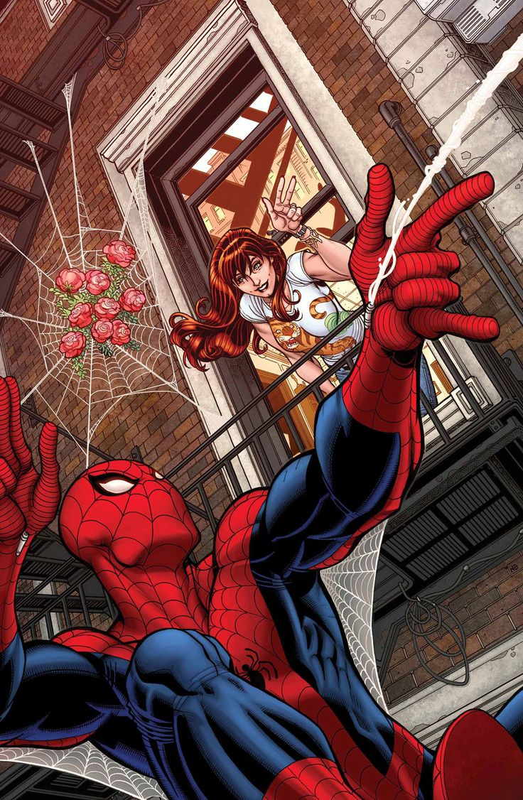 Nick Bradshaw Spider-Man