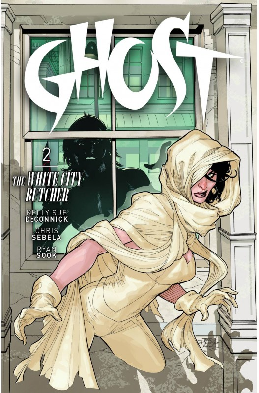 Kelly Sue Deconnick Ghost