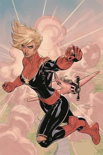 Kelly Sue Deconnick Captain Marvel