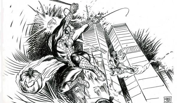 Spider-Man Green Goblin Jim Dandy