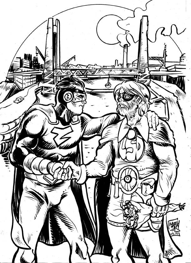 Capitaine LSD ZefèHir Jim Dandy