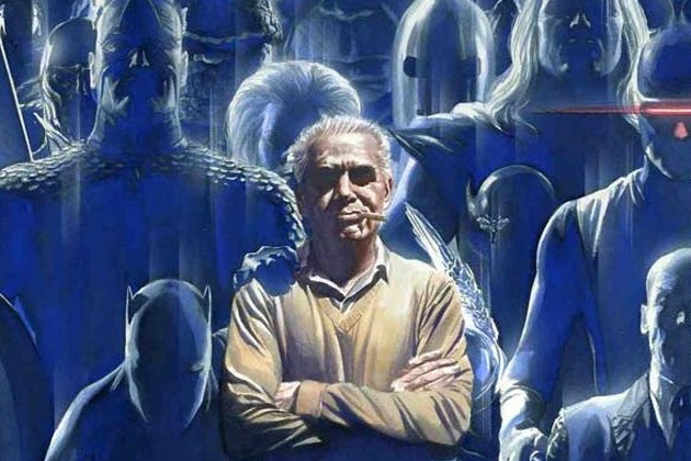 Jack Kirby par Alex Ross