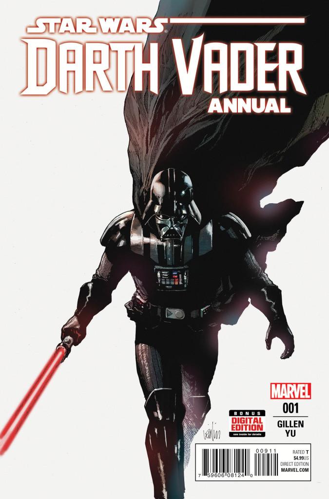 Kieron Gillen Star Wars Dark Vador