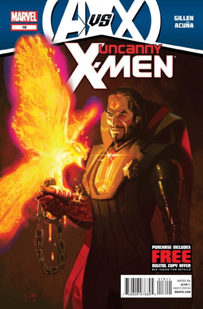Kieron Gillen Sinister Uncanny X-Men