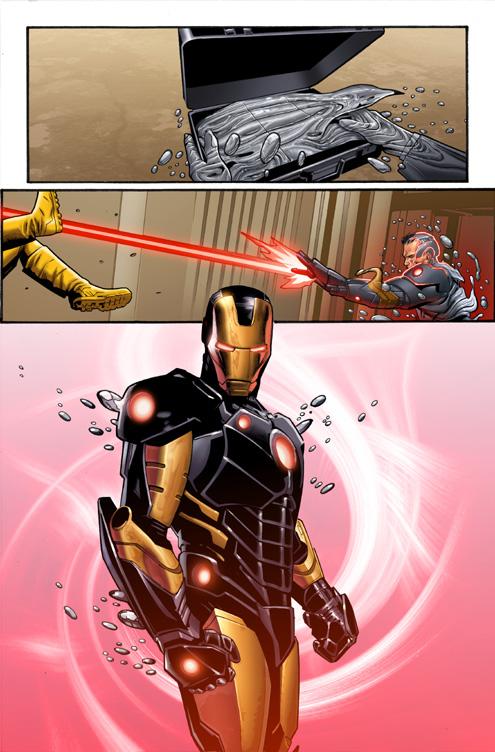 Kieron Gillen Iron Man