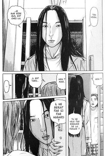Minetaro Mochizuki La Dame de la chambre close