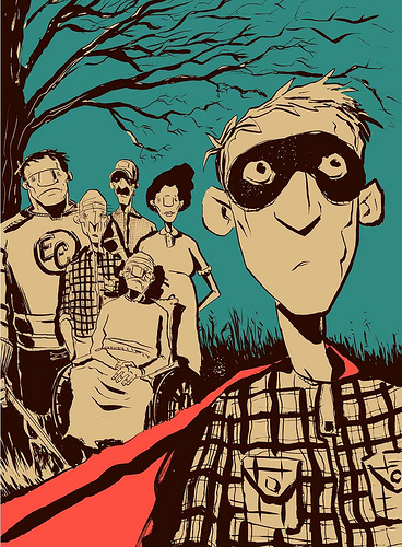 Jeff Lemire Essex County
