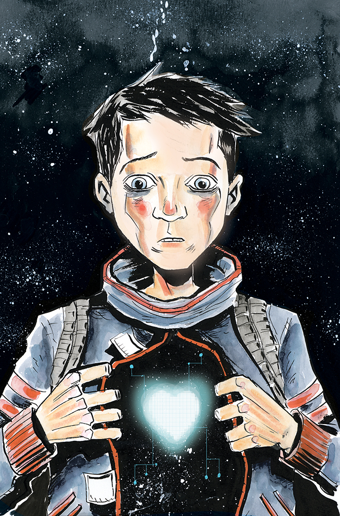 Jeff Lemire Descender