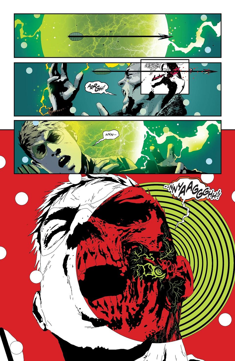 Jeff Lemire Green Arrow