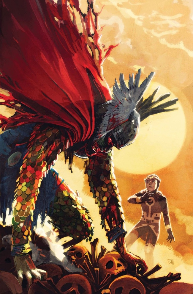 Journey into mystery Loki Stéphanie Hans