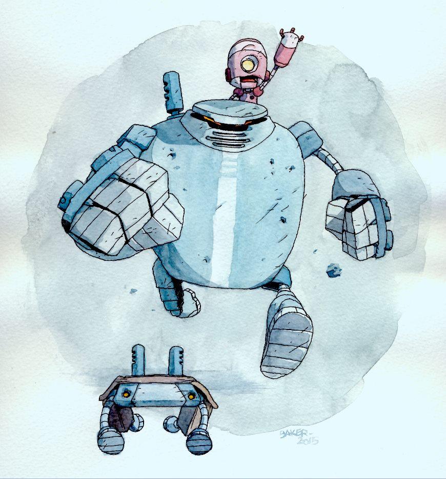 Bots Steve Baker
