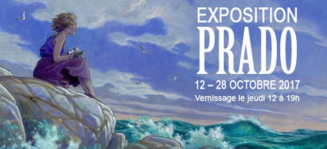Expo Prado chez Daniel Maghen