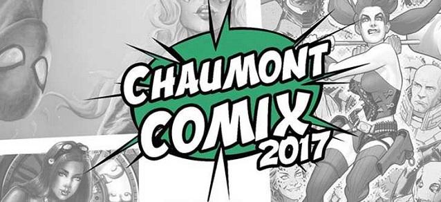 Chaumont Comix 2017 : tout le programme