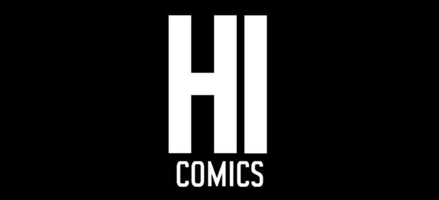 Les titres de lancement de Hi Comics se dévoilent...