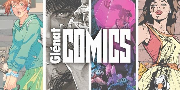 Quoi de neuf en 2018 chez... Glénat Comics ?