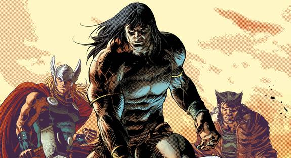 2018 sera Conan, par Crom !