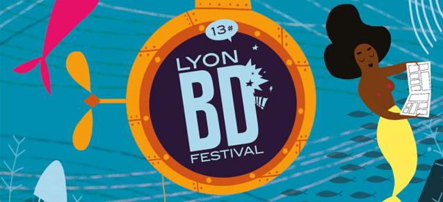 Festival BD de Lyon