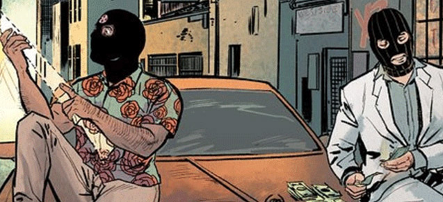 The Fix : les ripoux de Los Angeles braquent Urban Comics !