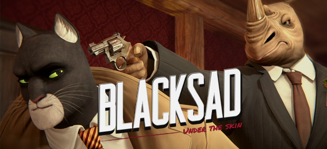 Le jeu d'aventure Blacksad Under the Skin
