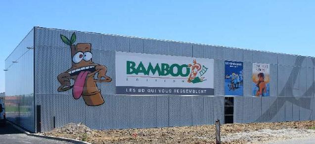 Ça déménage chez Bamboo