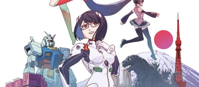 Exposition Manga <-->Tokyo à la Villette