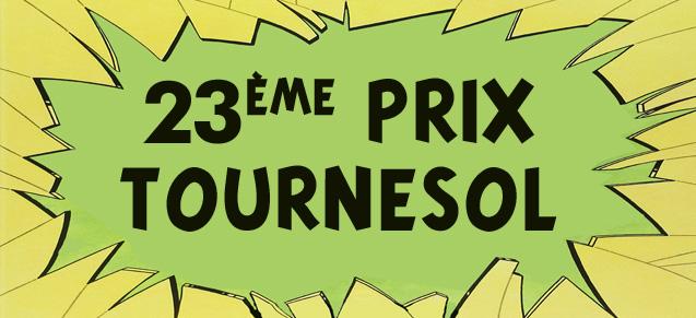 Le 23ème prix Tournesol