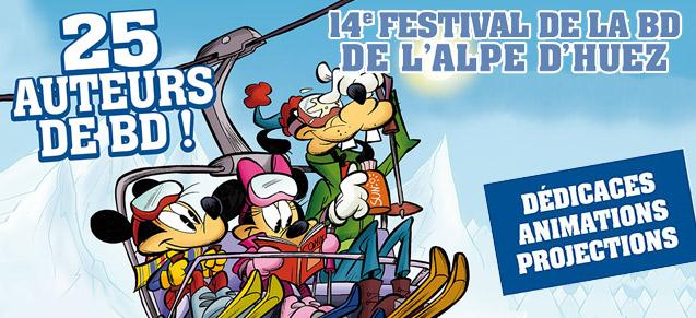 Festival de BD de l'Alpes d'Huez