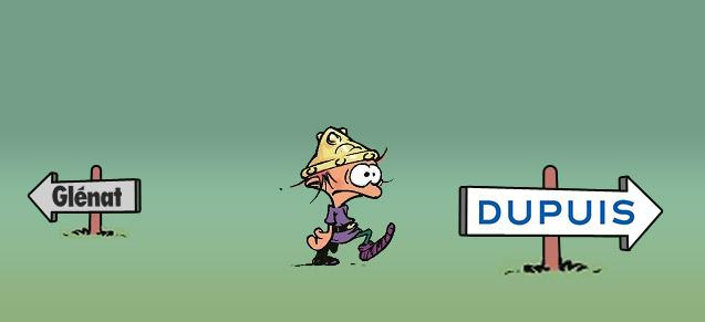 Midam de retour chez Dupuis