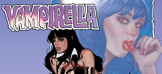 Vampirella : 50 ans et toutes ses dents