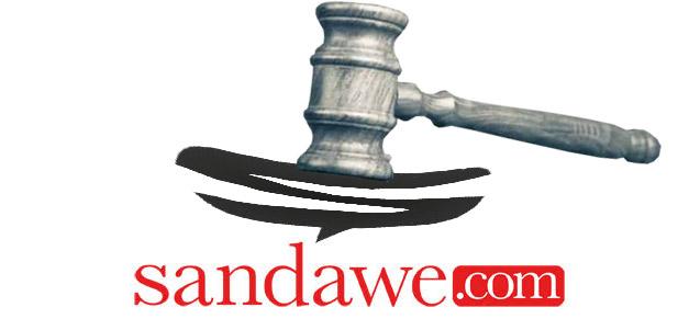 Liquidation de Sandawe