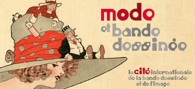 Exposition « Mode & BD »