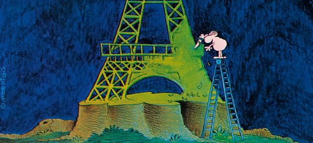 Décès du dessinateur argentin Guillermo Mordillo