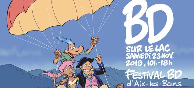 Festival BD d'Aix-les-Bains