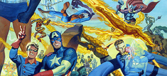 Steve Rude ne reviendra pas immédiatement chez Marvel.