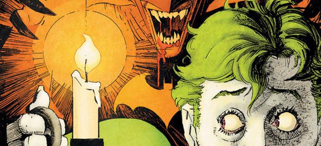 DC vous invite à un nouveau bal macabre.