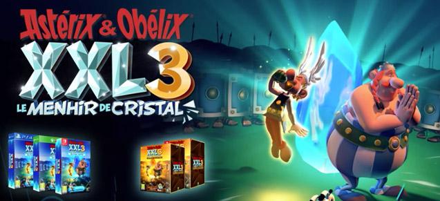 Astérix & Obélix en jeu vidéo