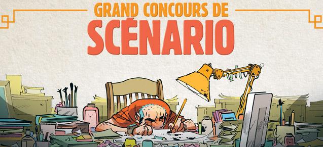 Concours de scénario