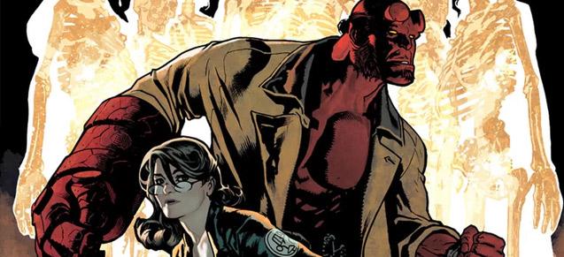 Un nouveau one-shot de Hellboy avant la fin d'année