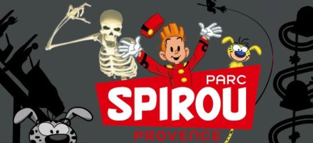 Le parc Spirou aux couleurs d'Halloween