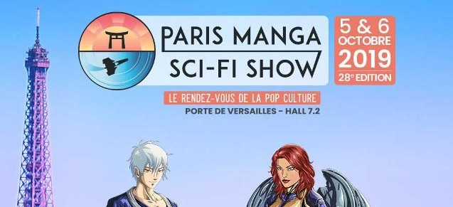 Paris manga est de retour !