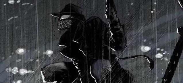 Spider-Man Noir revient !