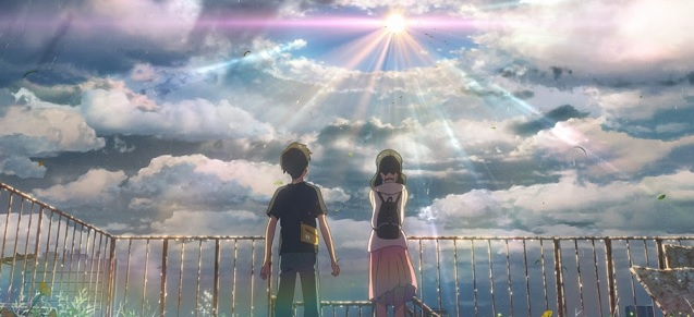 Le nouveau Makoto Shinkai aux Utopiales