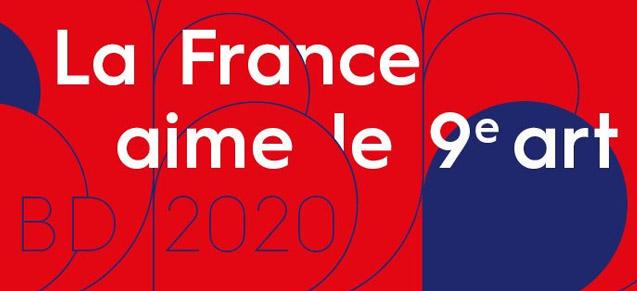 2020 : année nationale de la bande dessinée